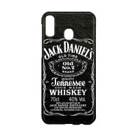 Hard Case Cover Jack Daniels 02 For Samsung Galaxy M30