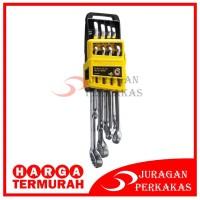 STANLEY COMBINATION WRENCH - KUNCI RING PAS SET 8 PCS STMT78099-8
