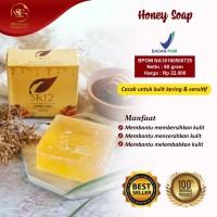 HONEY SOAP SR12 / SABUN MADU HERBAL / SABUN KULIT KERING BPOM