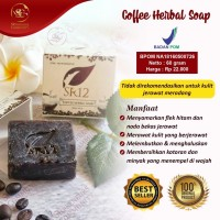 COFFEE SOAP SR12 TERLARIS..!!! SABUN KOPI / SABUN FLEK HITAM BPOM