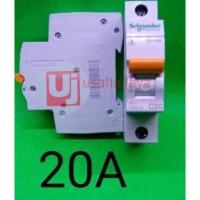 mcb 20 ampere schneider