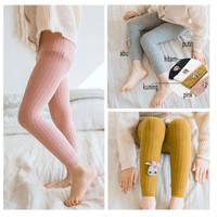 Legging Anak Perempuan / Legging Bayi / Kaos Kaki Panjang Anak