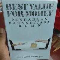 Best Value For Money Pengadaan Barang Jasa BUMN