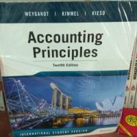 Accounting Principles Twelfth Edition International Student Version