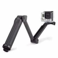 Tongsis 3-Way dengan Tripod Action Camera Xiaomi GoPro