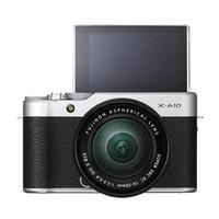 Fujifilm XA10 X-A10 Kit XC 16-50 16-50mm OIS II New Garansi Resmi FFID