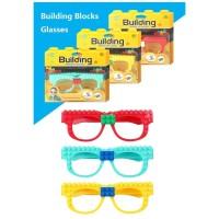 Kacamata Lego untuk Anak / Kado Mainan Kacamata Lego Anak