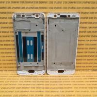 Frame Bezel Tatakan LCD Tulang Tengah Oppo A57 | A39 Original