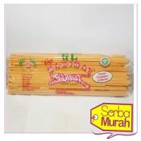 Bahan Mentah / Mie Lidi Kuning / Mie GL Cap Harimau 1kg