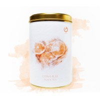 Citrus Bliss Premium Artisan Black Tea