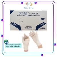 Sarung Tangan Sensi Gloves Powdered - Sepasang Sarung Tangan Sensi