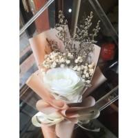 dried flower bouquet   Bunga kering   Buket Bunga wisuda   Hadiah