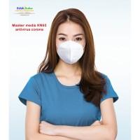 Masker medis KN95 antivirus corona bersertifikat AS/NZS 1716 & GB2626