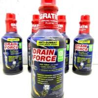 Obat mampet / wc mampet/ drain force/720 gram