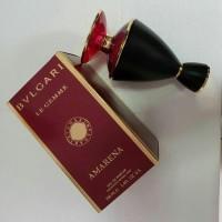 bvlgari le gemme amarena parfum wanita lengkap box