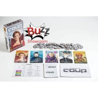 Coup Board Game