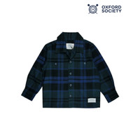 Brixton Long Sleeves Flannel Shirt for Kids - 4