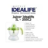 Citrus juicer Idealife IL-200 CJ