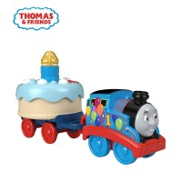 Thomas and Friends Birthday Wish Thomas Train - Mainan Kereta Anak