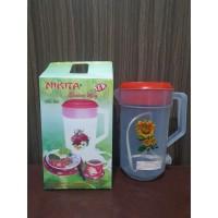 [2 L] Teko Listrik Plastik Nikita Teko Pemanas Air Electric Mug 2Liter