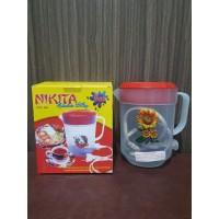[1.5 L] Teko Listrik Plastik Nikita Teko Pemanas Air Electric Mug 1.5L