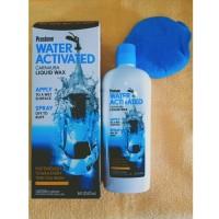 Carnauba Liquid Wax - Prestone Water Activated