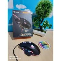 Mouse gaming Rexus X8 RGB 4800dpi