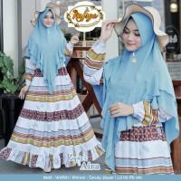 AIRA DRESS SYAR'I By Nafsya