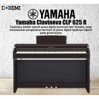 Yamaha Clavinova CLP 625 R- PIano Digital CLP 625 R - CLP-625 R