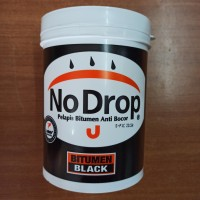 No Drop Cat Pelapis Anti Bocor Bitumen Black 1 kg (GOJEK/GRAB ONLY)