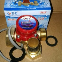 "Otomatis mesin pompa air Flow switch ""SAN EI"" 1""X 3/4""(1""X1/2"")"