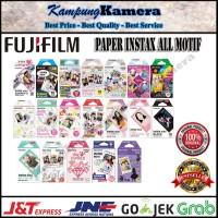 Paper Instax / Refill Instax Fujifilm Motif dan Character