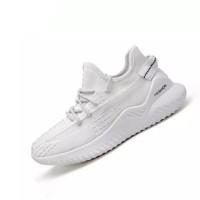 Sneaker Olahraga Putih Import untuk Wanita / Sepatu Putih Cewek Murah