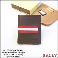 dompet pria BL 038-083 brown premium quality dompet import