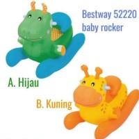 Animal jumping baby rocker bestway 52220