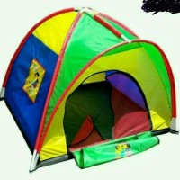 Tenda anak pipa size 120cm