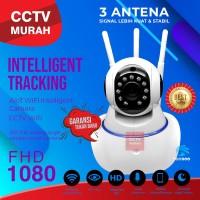 Kamera CCTV IP Camera Babycam 2MP 3ANTENA WIFI LEBIH KUAT YOOSEE NEW