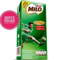 Susu Milo UHT 190 ml | Grosir 1 Karton
