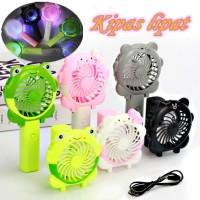 Kipas Angin Portable / Mini Hand Fan / Kipas Genggam / Kipas Lipat A5