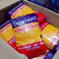 Beras Jagung Super 500 Gram - Packing Tambahan Bubble & Kardus