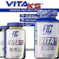 VITA XS 120caps Multivitamin vit c enervon c