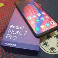 xiomi redmi note 7 Pro mulus ram besar 6/128