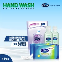 Carex Hand Gel All-in-One Sensitive