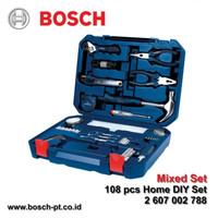 B. Alat Pertukangan - Bosch Tool Kit 108 pcs