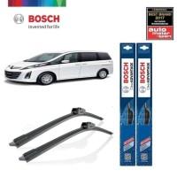 Wiper Mobil Frameless Mazda Biante Bosch Clear Advantage