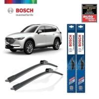 Wiper Mobil Frameless Mazda CX8 2018 - Onward Bosch Clear Advantage