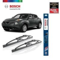 Wiper Mobil Nissan Juke Sepasang Bosch Advantage
