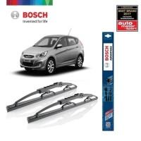 Wiper Mobil Hyundai Grand Avega Sepasang Bosch Advantage