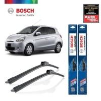 Wiper Mobil Frameless Mitsubishi Mirage Bosch Clear Advantage