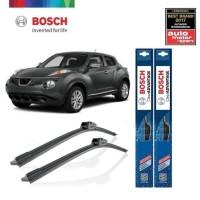 Wiper Mobil Frameless Nissan Juke Bosch Clear Advantage